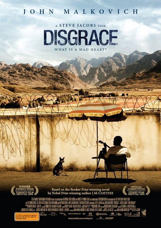 La locandina di Disgrace