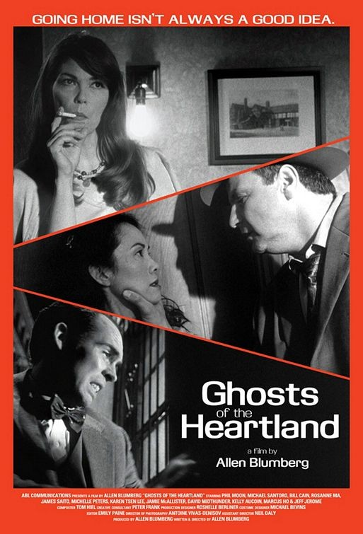 La locandina di Ghosts of the Heartland