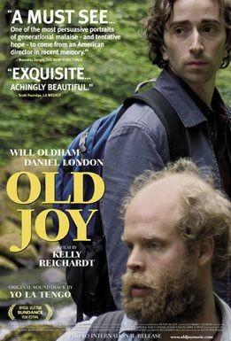 La locandina di Old Joy