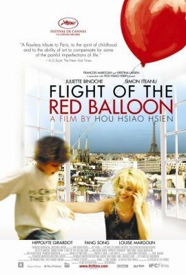 La locandina di The Flight Of The Red Balloon