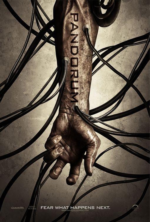 Nuovo poster per Pandorum