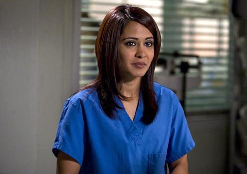 Parminder Nagra  in una scena dell'episodio 'Life After Death' della serie tv ER - Medici in prima linea
