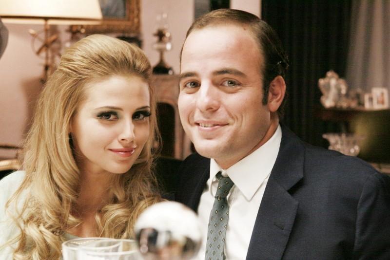 Benedetta Valanzano e Giuseppe Sanfelice nella serie TV Piper