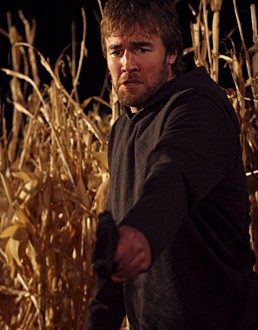 James Van Der Beek nell'episodio 'Raphael - seconda parte' della serie tv Criminal Minds