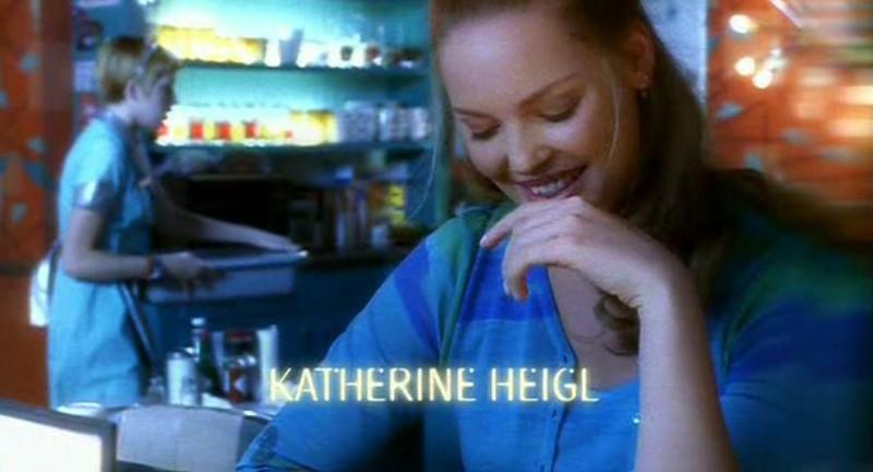 Katherine Heigl è Isabel Evans nella sigla dell'episodio 'Il bivio' nella serie Roswell