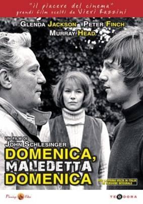 La copertina di Domenica, maledetta domenica (dvd)