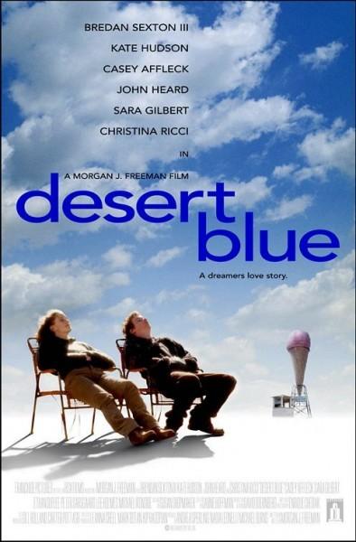 La locandina di Desert Blue