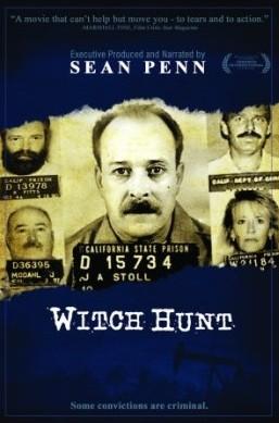 La locandina di Witch Hunt