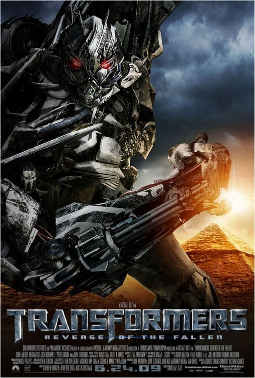 Primo Character Poster USA per Transformers: Revenge of the Fallen
