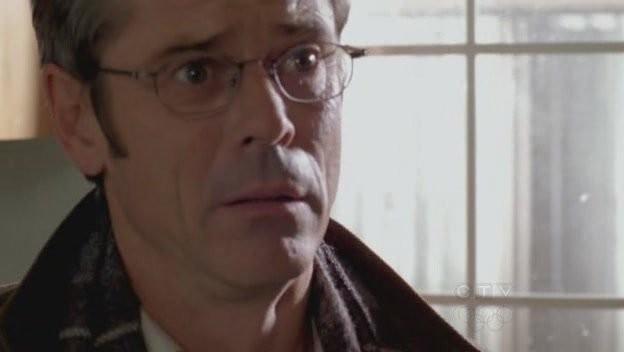 C. Thomas Howell nel ruolo diGeorge Foyet nell'episodio 'Omnivore' della quarta stagione di Criminal Minds