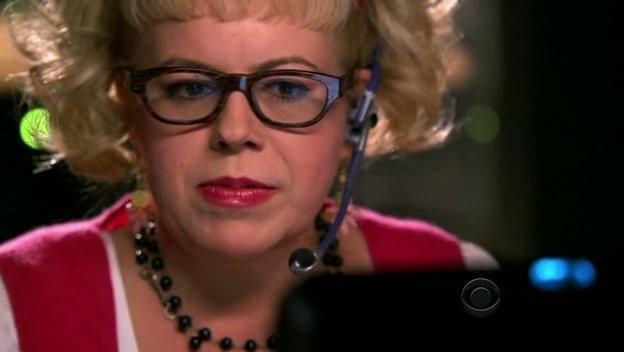 Kirsten Vangsness nell'episodio 'Di padre in figlio' della serie tv Criminal Minds