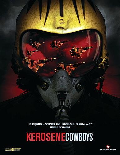 La locandina di Kerosene Cowboys