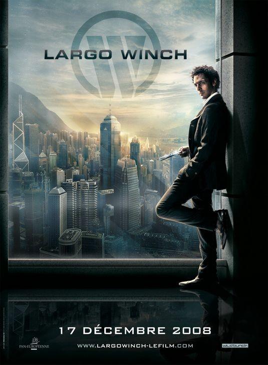 La locandina di Largo Winch