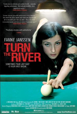 La locandina di Turn the River