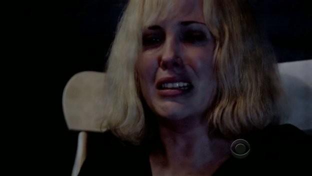 Mercede McNab nell'episodio 'Il conforto della morte' della serie tv Criminal Minds