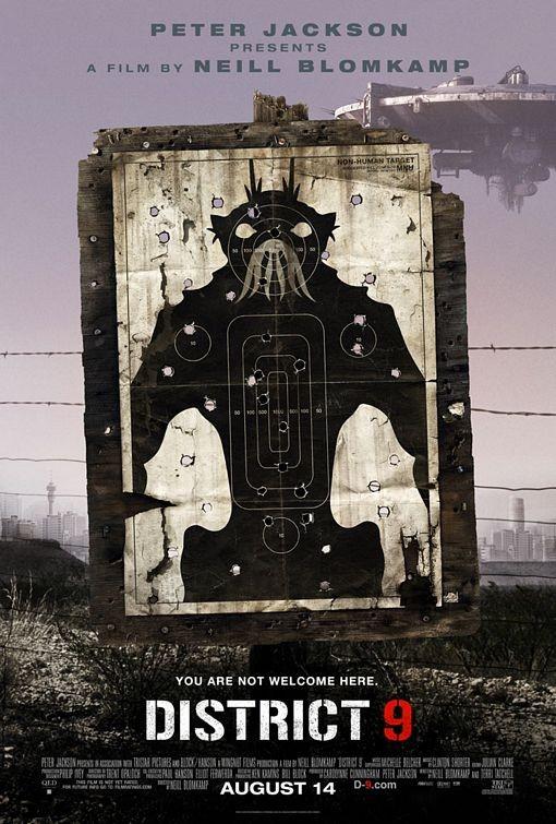 Nuovo poster per District 9
