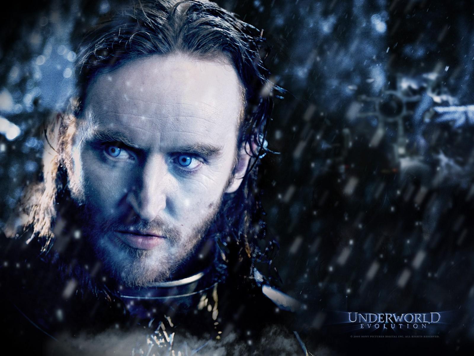 Un wallpaper di Tony Curran che interpreta Marcus in 'Underworld: Evolution'