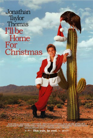 La locandina di A casa per Natale