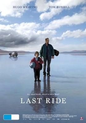 La locandina di Last Ride