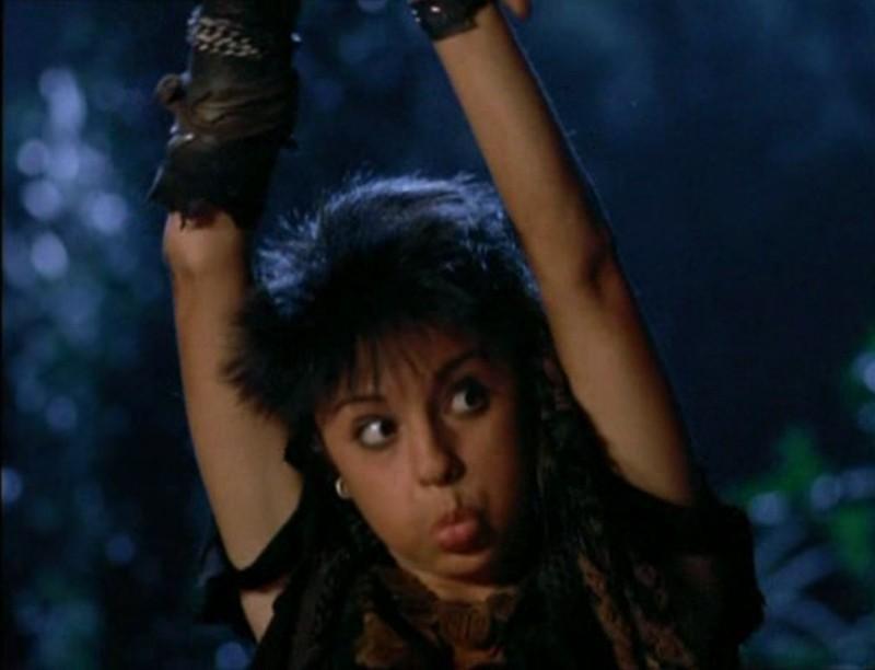 Shiri Appleby nella puntata 'Xena e l'anfora di Apollo' della 3 serie di Xena
