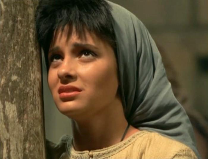 Shiri Appleby nella puntata 'Xena e la leggenda delle due Muse' della 4 serie di Xena