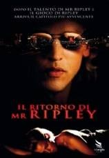 La copertina di Il ritorno di Mr.Ripley (dvd)