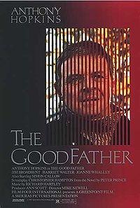 La locandina di The Good Father - Amore e rabbia