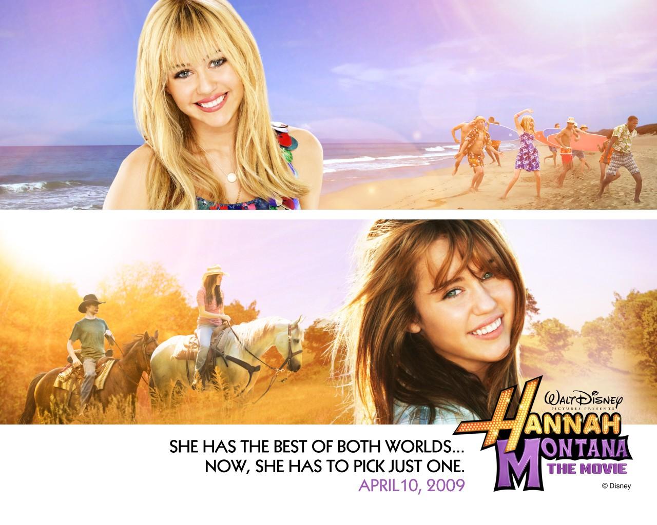 Wallpaper di Hannah Montana: The Movie