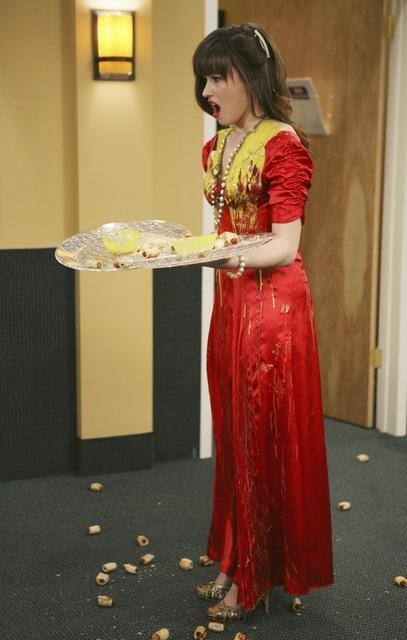 Demi Lovato in una scena dell'episodio Promises, Prom-Misses di Sonny tra le stelle