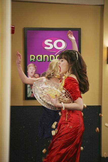 Demi Lovato nell'episodio Promises, Prom-Misses di Sonny tra le stelle