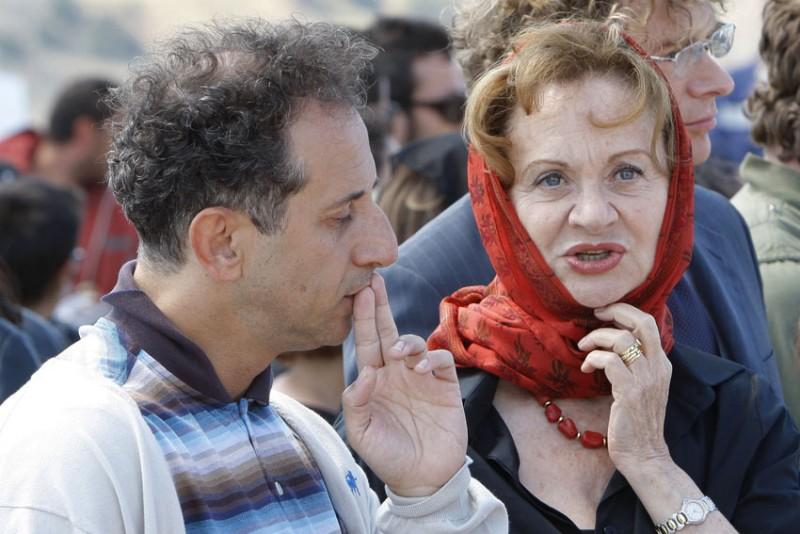 Manlio Dovì e Giuliana Lojodice nella serie L'isola dei segreti