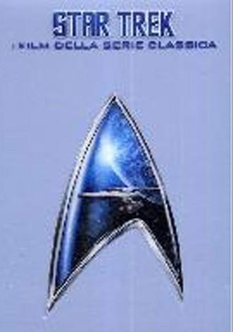 La copertina di Star Trek: I film della serie classica (dvd)