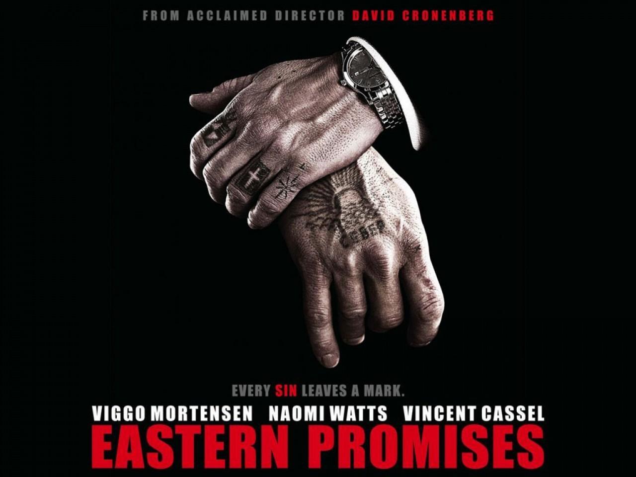 Un wallpaper del film 'Eastern Promises'