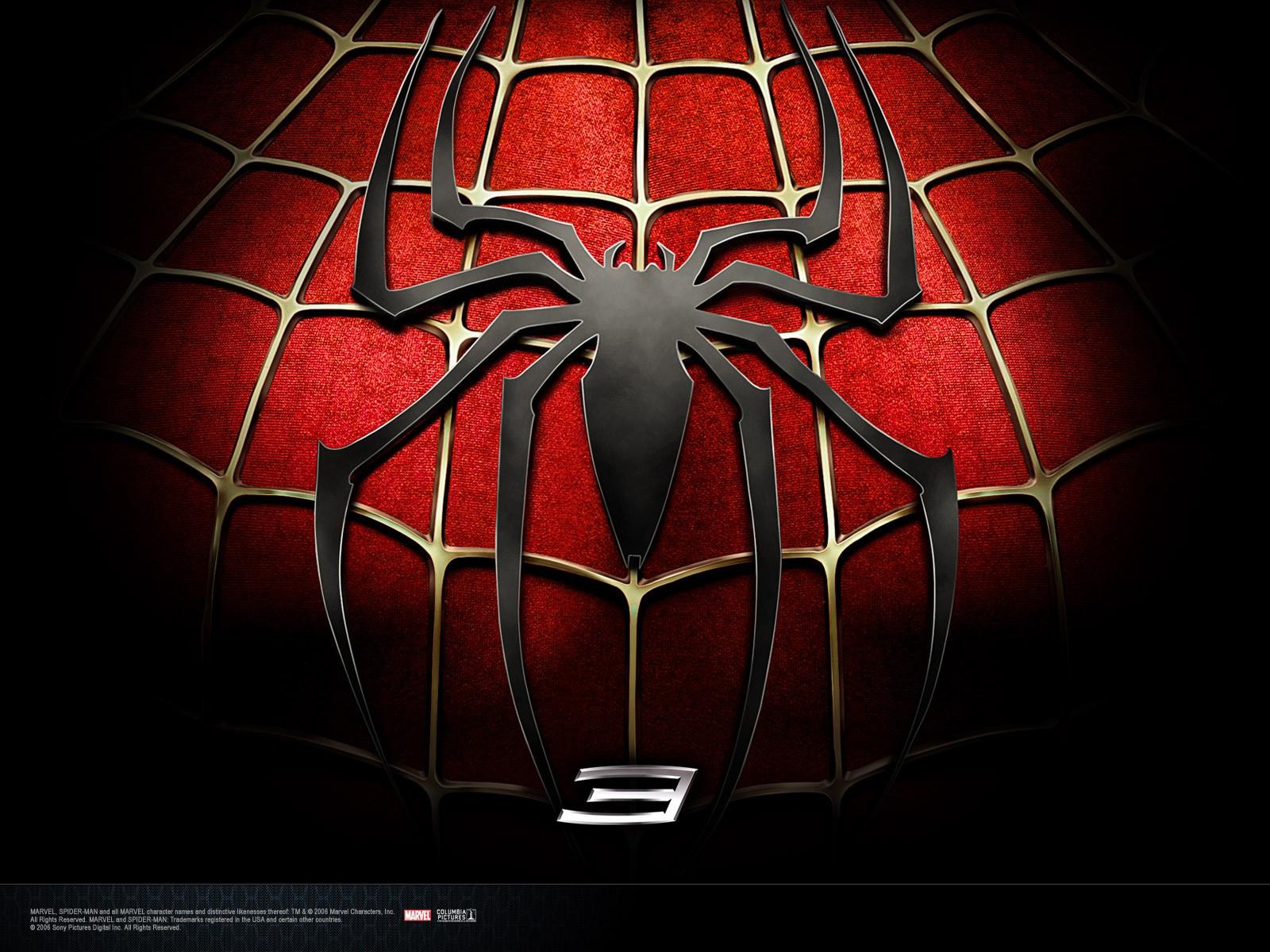 Un wallpaper del film 'Spider-Man 3'