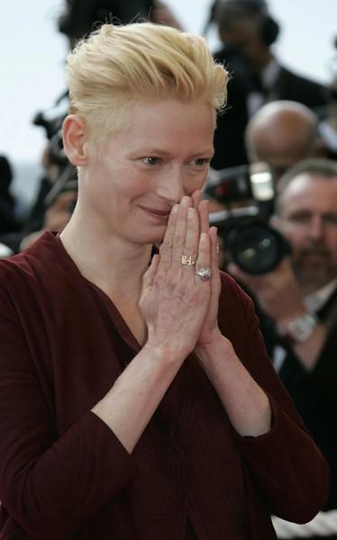 Cannes 2009: Tilda Swinton