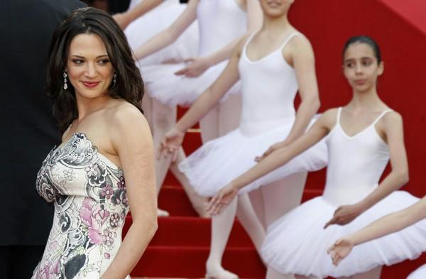 Cannes 2009: una bella immagine di Asia Argento