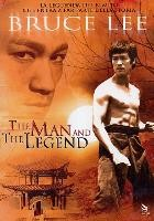 La copertina di Bruce Lee - Th Man and the Legend (dvd)