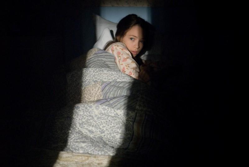 Jodelle Ferland in una scena del film Case 39