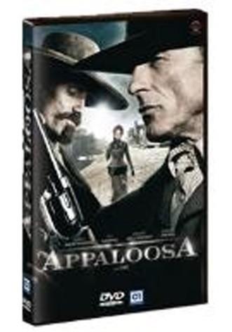 La copertina di Appaloosa (dvd)