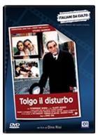 La copertina di Tolgo il disturbo (dvd)