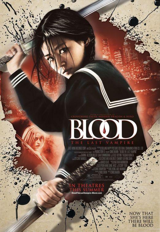 locandina di Blood: The Last Vampire