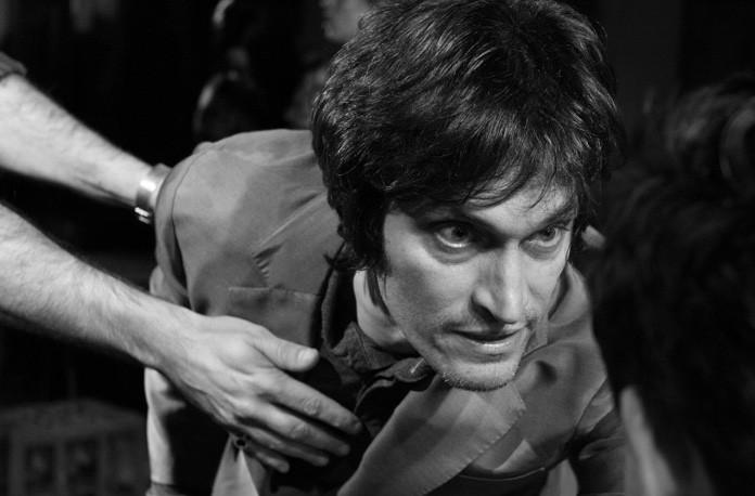 Vincent Gallo in una scena di Tetro, diretto da Francis Ford Coppola