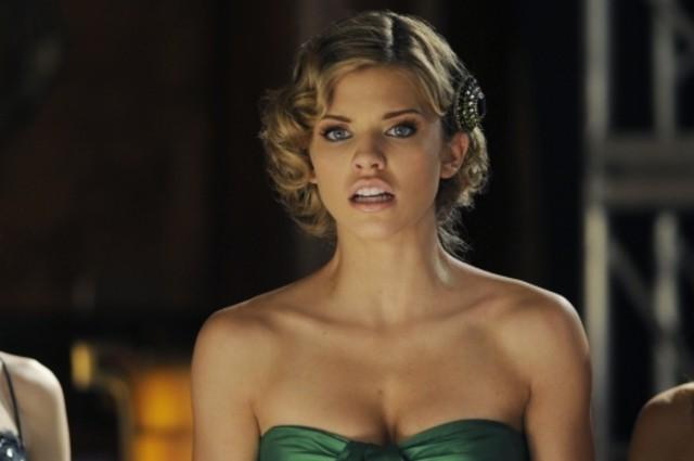 AnnaLynne McCord è Naomi nell'episodio Zero Tolerance di 90210