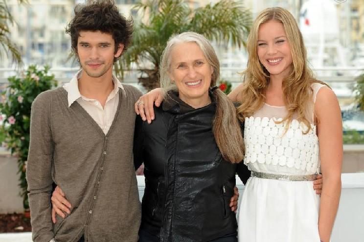 Cannes 2009: La regista Jane Campion presenta la biopic Bright Star insieme ai protagonisti, Ben Whishaw e Abbie Cornish