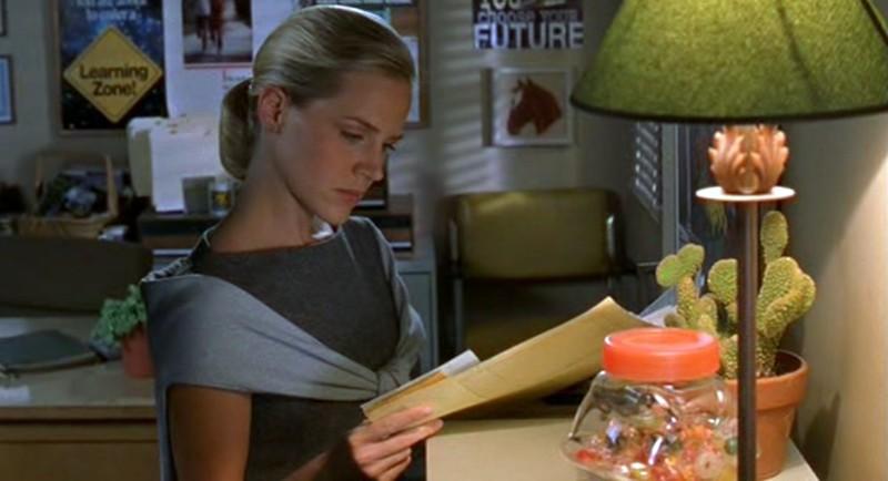 Kathleen Topolsky interpretata da Julie Benz nell'episodio 'Fratello di sangue' di Roswell