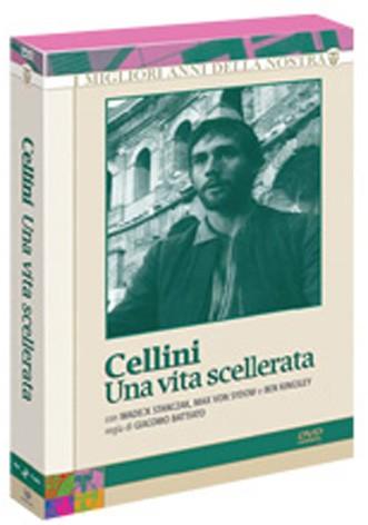 La copertina di Cellini - Una vita scellerata (dvd)
