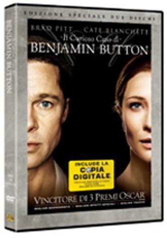 La copertina di Il curioso caso di Benjamin Button - Edizione speciale (dvd)