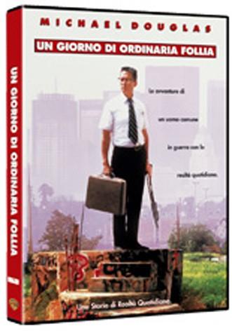 La copertina di Un giorno di ordinaria follia - Ed. Deluxe (dvd)