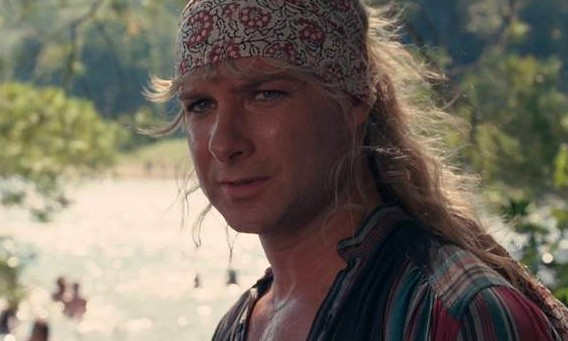 Liev Schreiber in una immagine del film Taking Woodstock