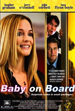 La locandina di Baby on Board